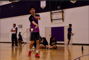 Badminton: Team gets second win against Cupertino HS