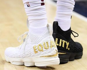 Review: Nike LeBron 15 Equality