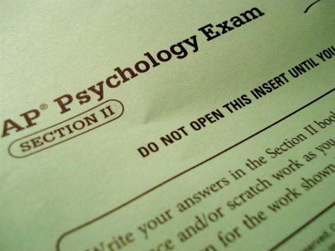 Outcome of the AP Exams