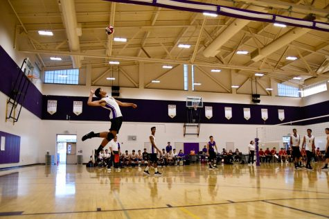 Boys volleyball: Team wins in first round of CCS Playoffs