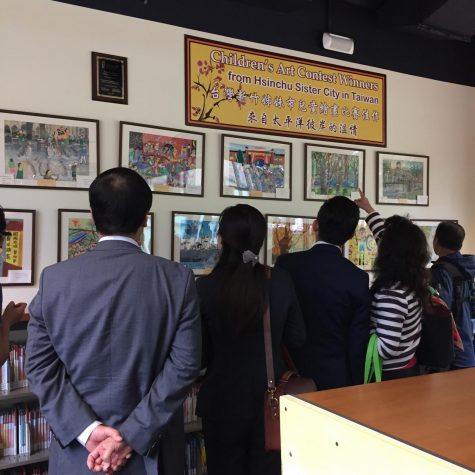 Cultural exchange: Hsinchu and Cupertino