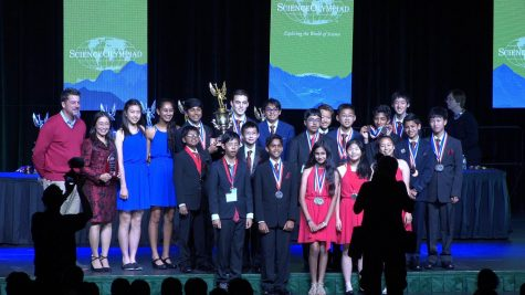 Kennedy Middle School Science Olympiad team wins fourth place at Nationals