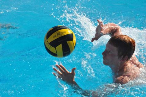 Boys water polo sets high expectations with new coach