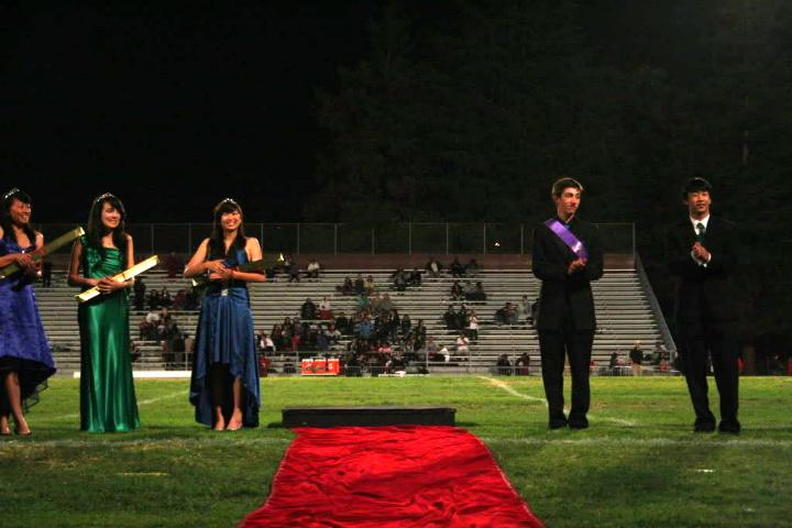Homecoming Court nominees announced