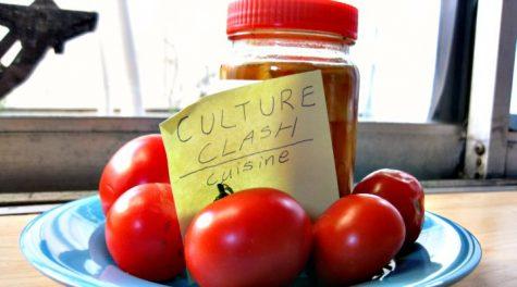 Culture clash cuisine