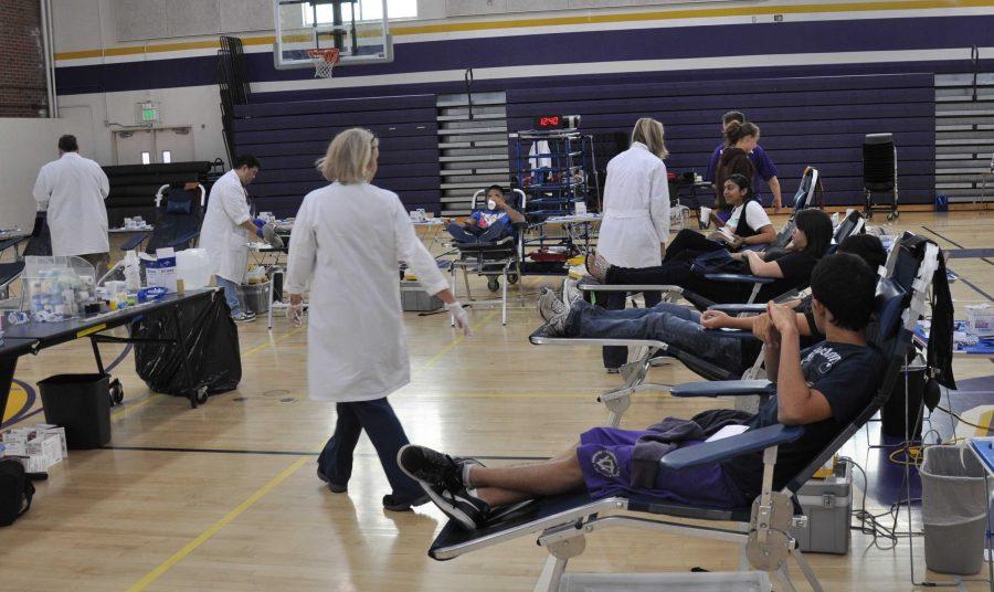 Bi-annual Blood Drive to be held Nov. 3