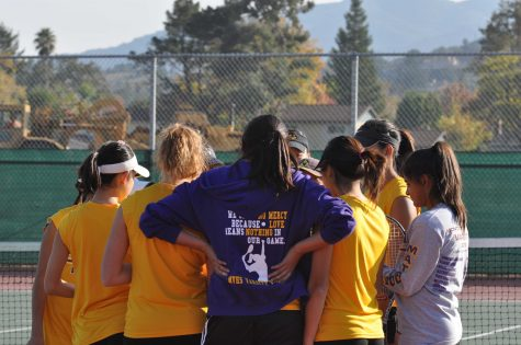 Girls Tennis: Makes first definitive CCS win over St. Ignatius
