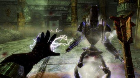 'The Elder Scrolls V: Skyrim' outdoes its predecessors