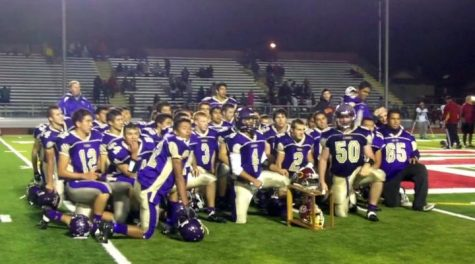 Football: MVHS keeps helmet trophy for 9th consecutive year