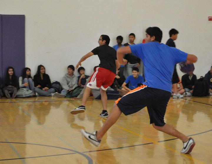 Photo Gallery: Monta Vista Intramural Dodgeball Tournament