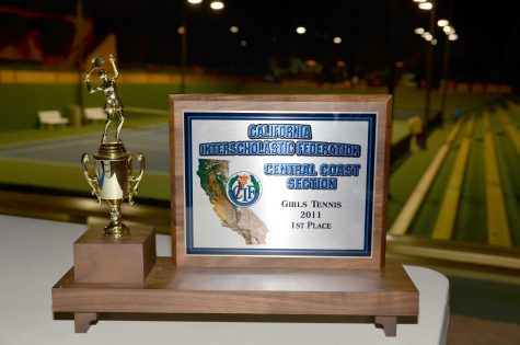 Girls Tennis: 2011 CCS champions by narrow win