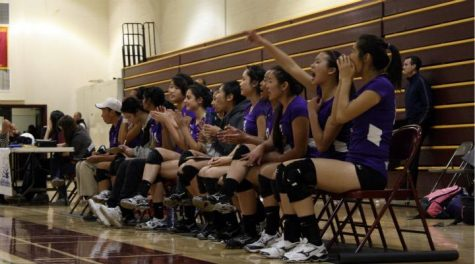Volleyball CCS: Tough quarterfinal loss to Menlo-Atherton