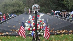 AUDIO SLIDESHOW: Veterans Day 2011 festivities