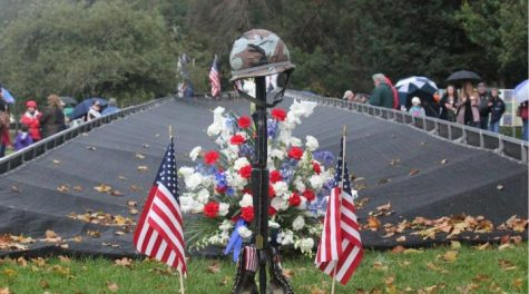 AUDIO SLIDESHOW: Veterans Day 2011 festivities