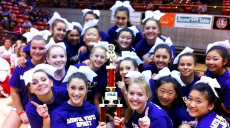 Cheer wins first place at Nor Cal Classics Dec. 4
