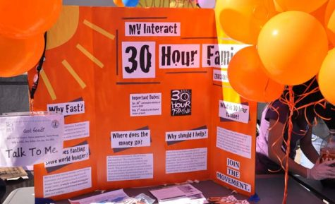 Interact to hold second 30 Hour Famine