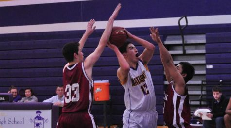 Boys basketball: Sluggish first half in loss to Fremont