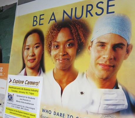 Explore Careers! debriefs Healthcare and Life Sciences