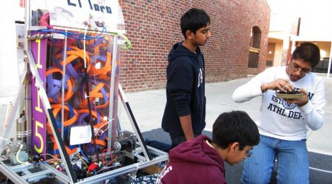 Robotics launches competition season on Jan. 7