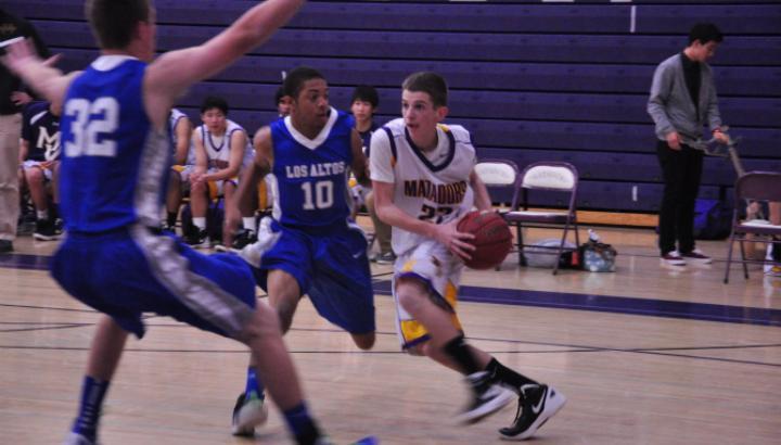Boys basketball: Matadors defeat Los Altos 49-44