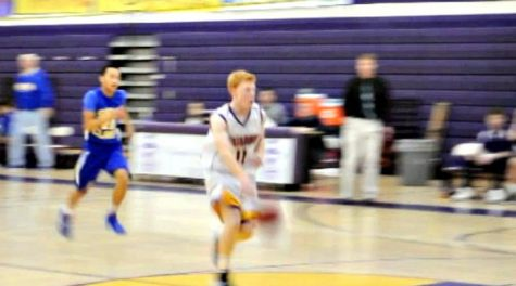 Boys basketball: Senior George Geha notches double-double in win