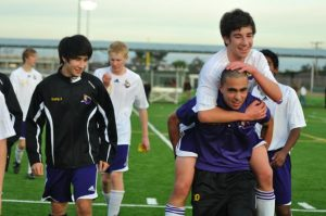 Boys soccer: Last minute magic leads to 1-1 tie