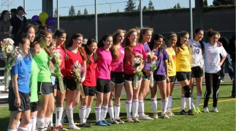 Girls soccer: Senior Night shutout adds to undefeated streak