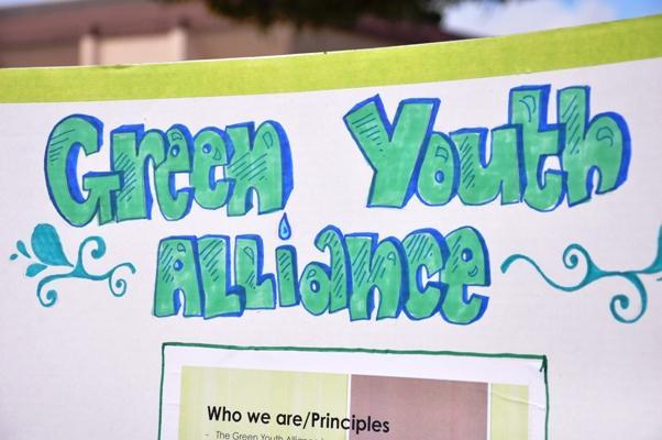 Students bring new environmental club to campus