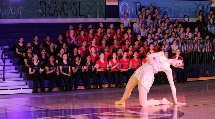 DANCE: Spring showcase dancers light up the night