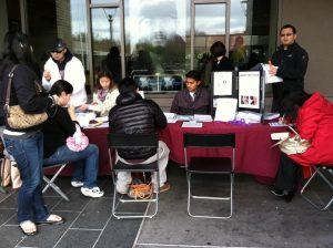 AADP hosts donor registry at Cupertino Library on March 25