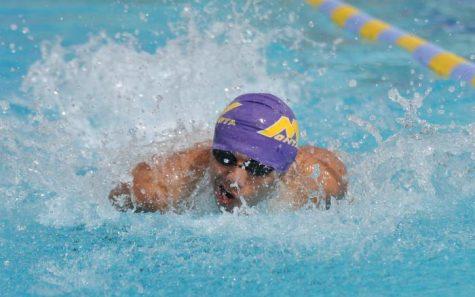 PHOTO GALLERY: Swimming versus Saratoga