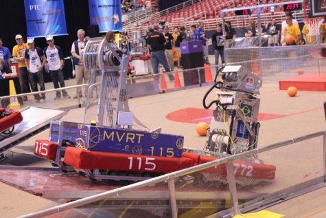MV Robotics competes at National Championships