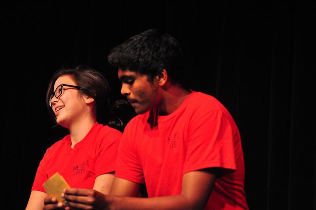 PHOTO GALLERY: Beginning Drama performs on May 18