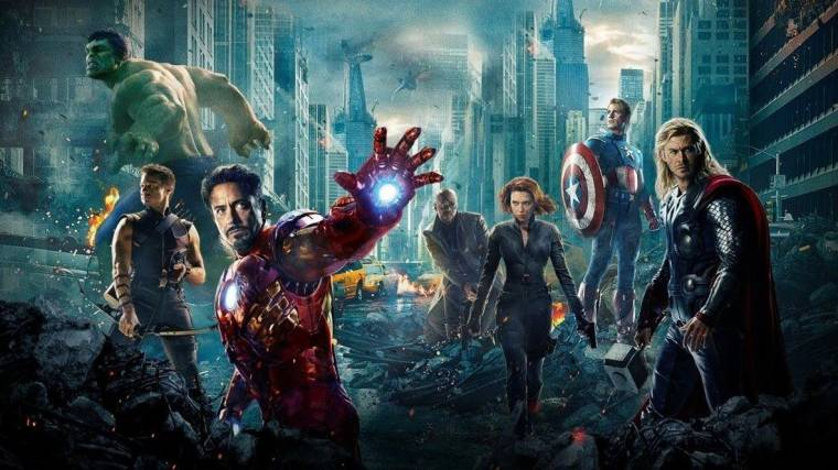 'The Avengers' an all-star film of superheroic action