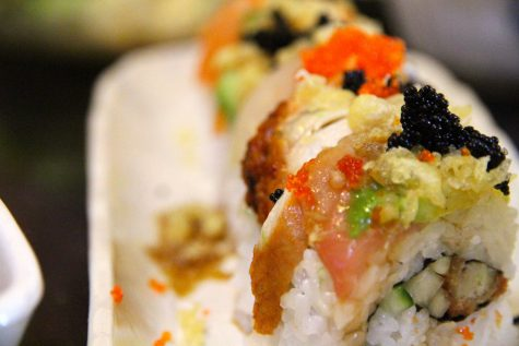 VIDEO: iSushi much needed addition to MVHS lunch options