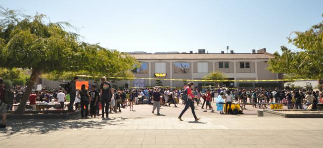 MULTIMEDIA: Club Day time lapse video