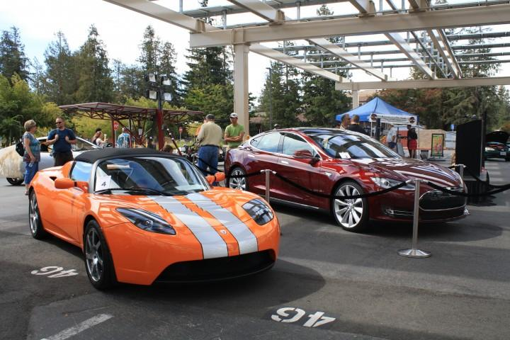 PHOTO GALLERY: The 40th Annual Electric Vehicle Rally held on Sept. 23