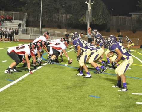 PHOTO GALLERY: Football vs. Westmont