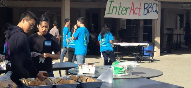Annual+Interact+barbecue+held+Sept.+21