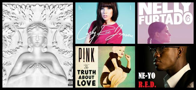 MUSIC: Sept. 18 album shootout