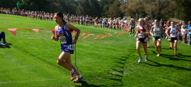 CROSS COUNTRY: Varsity boys and girls teams compete at Stanford Invitational