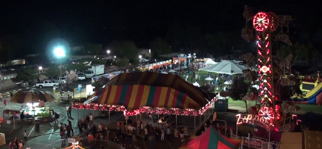 VIDEO: Annual Cupertino Carnival held Oct. 12 to 14