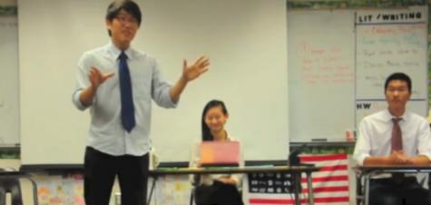 VIDEO: JSA mock presidential debate held Oct. 19