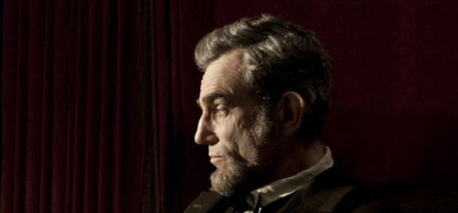 "The President Lincoln seen in Steven Spielberg's ""Lincoln,"" in theaters Nov. 9, bears a shocking resemblance to the Lincoln of history. Not only does actor Daniel Day-Lewis look exactly like his subject, he also brings great gravity and grace to the role. Photo taken from DreamWorks II Distribution Co."