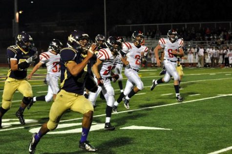 FOOTBALL: Matadors stage comeback Homecoming victory
