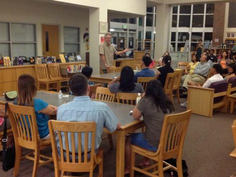 PTSA hosts first parent seminar of the year on Oct. 2