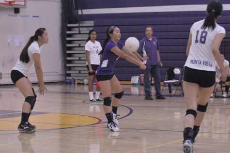 GIRLS VOLLEYBALL: Matadors beat Lynbrook but fall to Los Gatos
