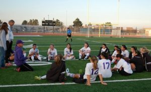 GIRLS SOCCER: Preseason opener ends in 1-1 tie