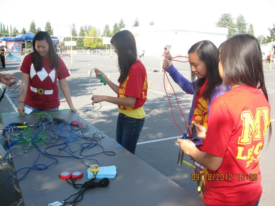 Service clubs should be avenue for students to accomplish specific goals