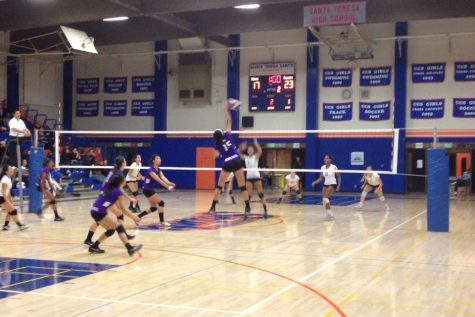 GIRLS VOLLEYBALL CCS: Offense comes up big in 3-1 victory